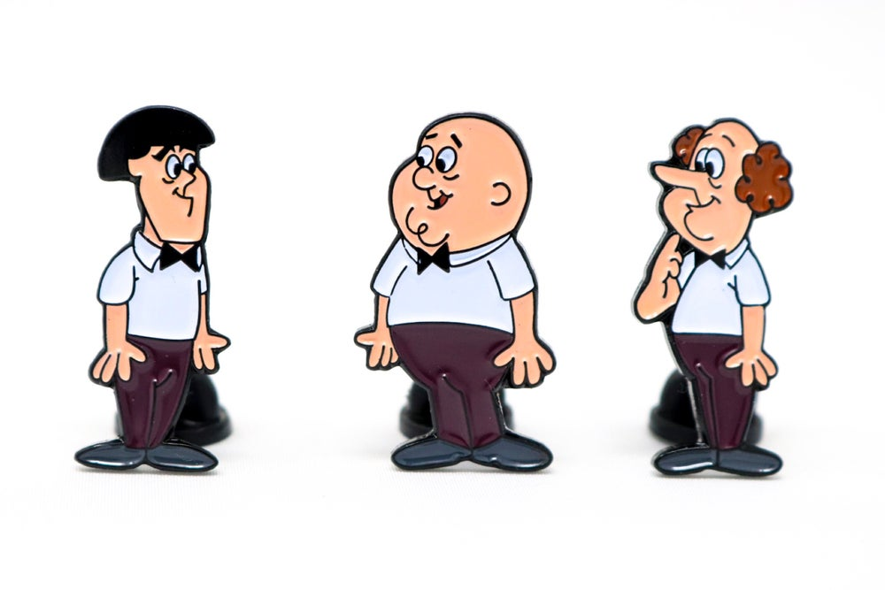 Three stooges clipart clip royalty free library The New 3 Stooges Set clip royalty free library