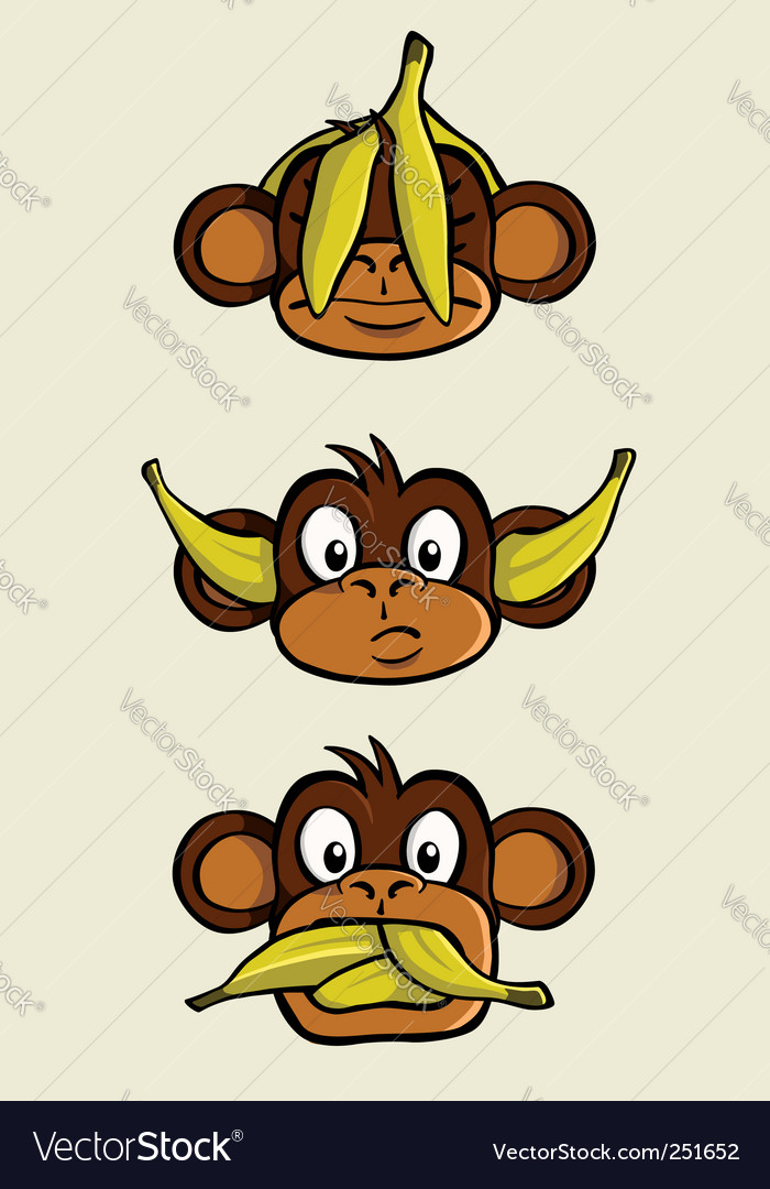 Three wise monkeys clipart jpg transparent download Three wise monkeys jpg transparent download