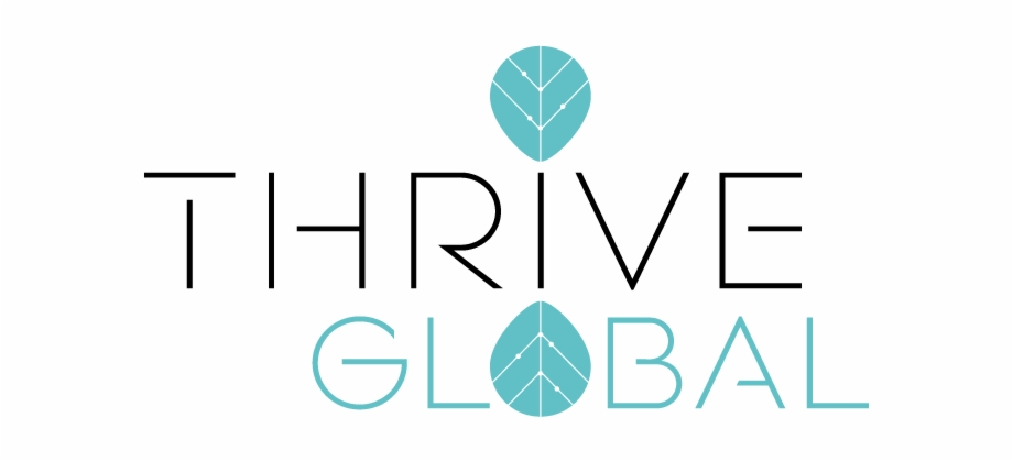 Thrive logo clipart graphic freeuse download Thrive Global - Thrive Global Logo Png Free PNG Images ... graphic freeuse download
