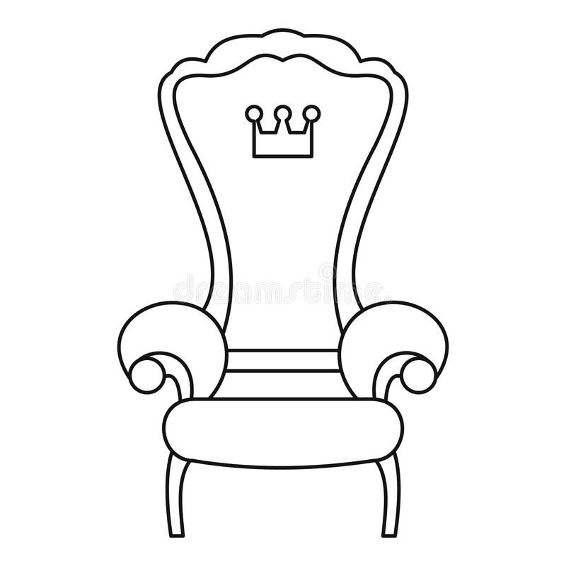 Throne clipart black and white jpg library Throne clipart ornate - 46 transparent clip arts, images and ... jpg library