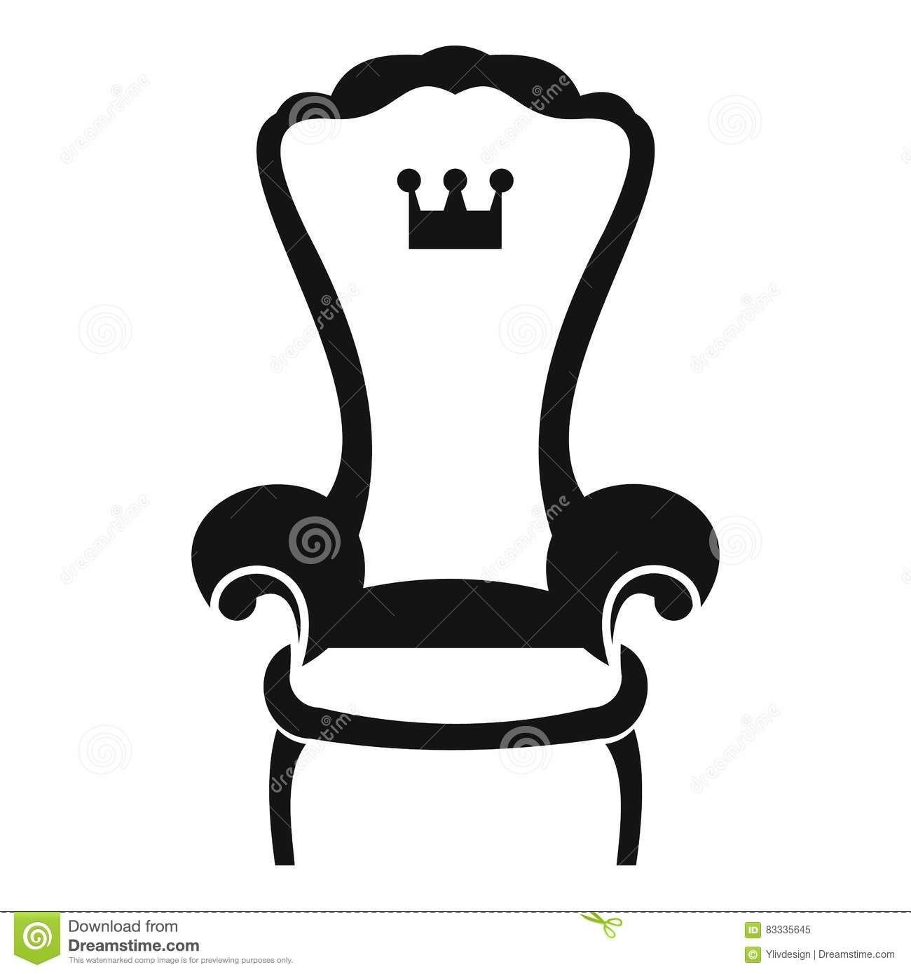 Throne clipart black and white clip freeuse Throne Clipart Black And White (89+ images in Collection) Page 3 clip freeuse