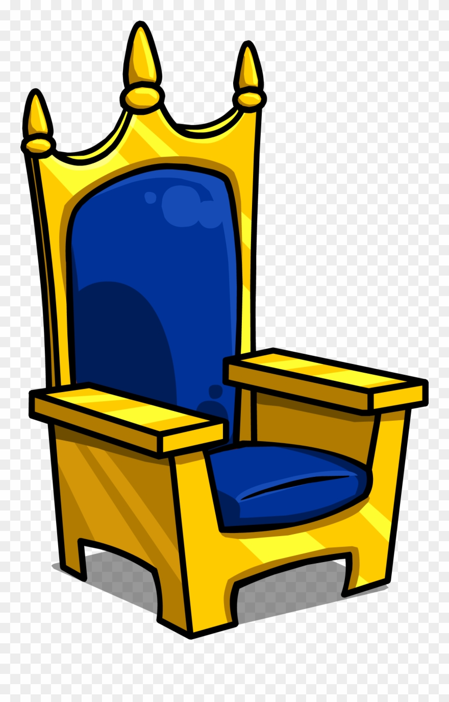 Royal chairs clipart png stock Royal Throne Id 849 Sprite 008 - Throne Clipart (#678470 ... png stock