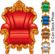 Thrones clipart image freeuse library Throne Clipart and Stock Illustrations. 6,311 Throne vector ... image freeuse library