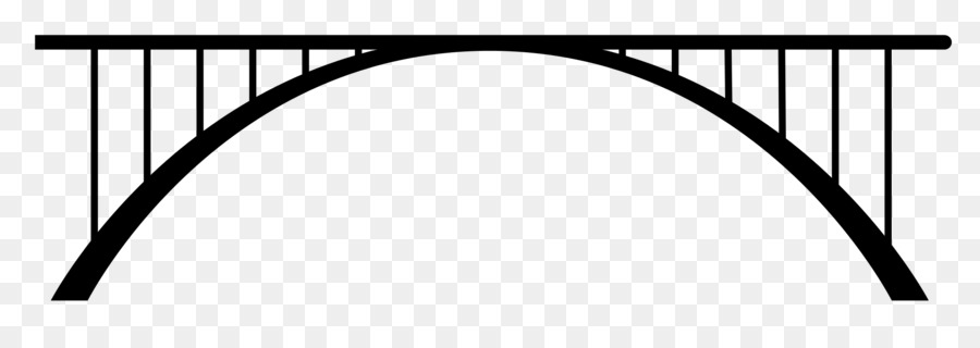 Through arch bridge clipart jpg royalty free Black Line Background clipart - Black, Line, Font ... jpg royalty free