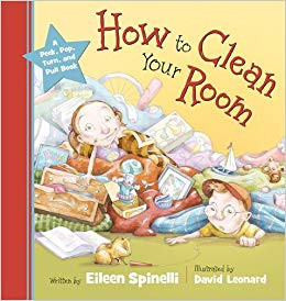 Through grandpa s eyes book clipart banner transparent Amazon.com: How to Clean Your Room (9780824955519): Eileen ... banner transparent