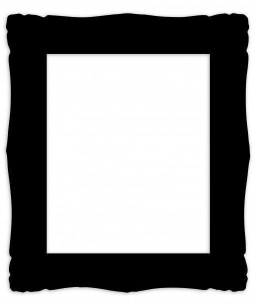 Throwing clipart frame by frame image black and white Black Frame Vintage Clipart Free Stock Photo - Public Domain ... image black and white
