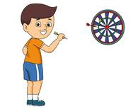 Throwing dart clipart png free stock Search Results for dartboard - Clip Art - Pictures ... png free stock