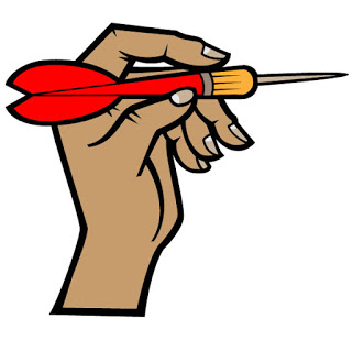 Throwing dart clipart clip free Dart Throwing Vector   Clipart Panda - Free Clipart Images clip free