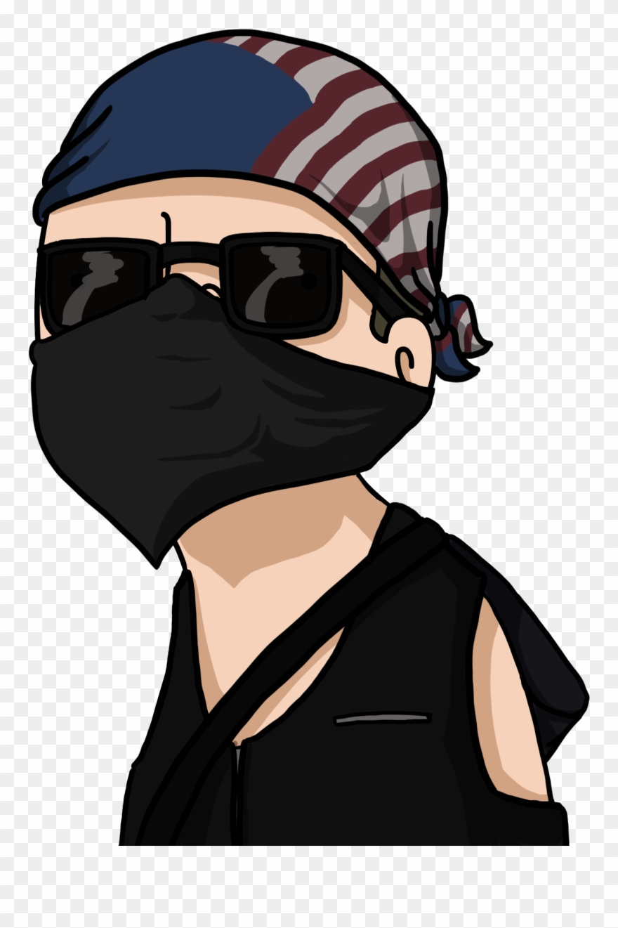 Thug clipart banner freeuse download Terracid As Hackerman Thug - Wankul Terracid Thug Clipart ... banner freeuse download