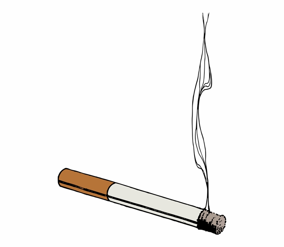 Thug life clipart banner black and white library Cigarro Thug Life Png - Cartoon Transparent Cigarette Free ... banner black and white library