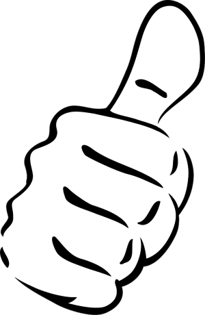 Thumb pointing at self clipart png black and white download thumbs pointing at self clipart 67792 - Tilted Thumb Vector ... png black and white download