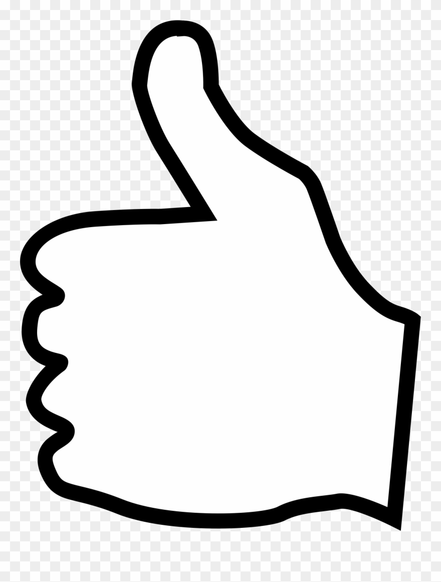 Thumbs clipart png transparent library Free Thumbs Up Clipart Pictures - White Thumbs Up ... png transparent library