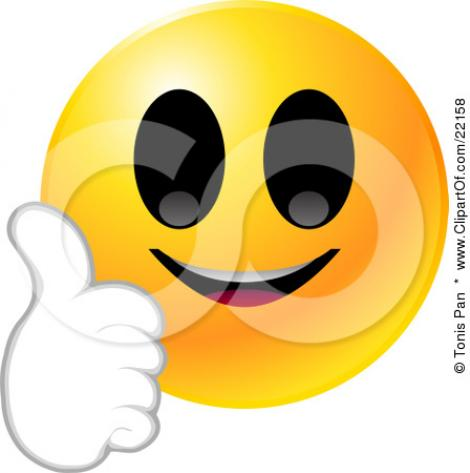 Thumbs up animated clipart clipart library library Smiley Face Thumbs Up Animation   Clipart Panda - Free Clipart Images clipart library library