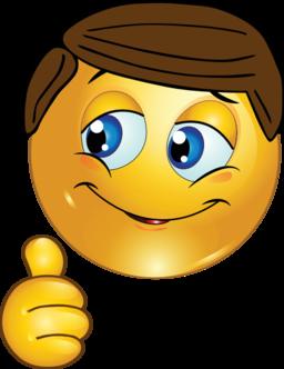 Thumbs up boy clipart vector transparent download Boy Thumbs Up Clipart - Clipart Kid vector transparent download