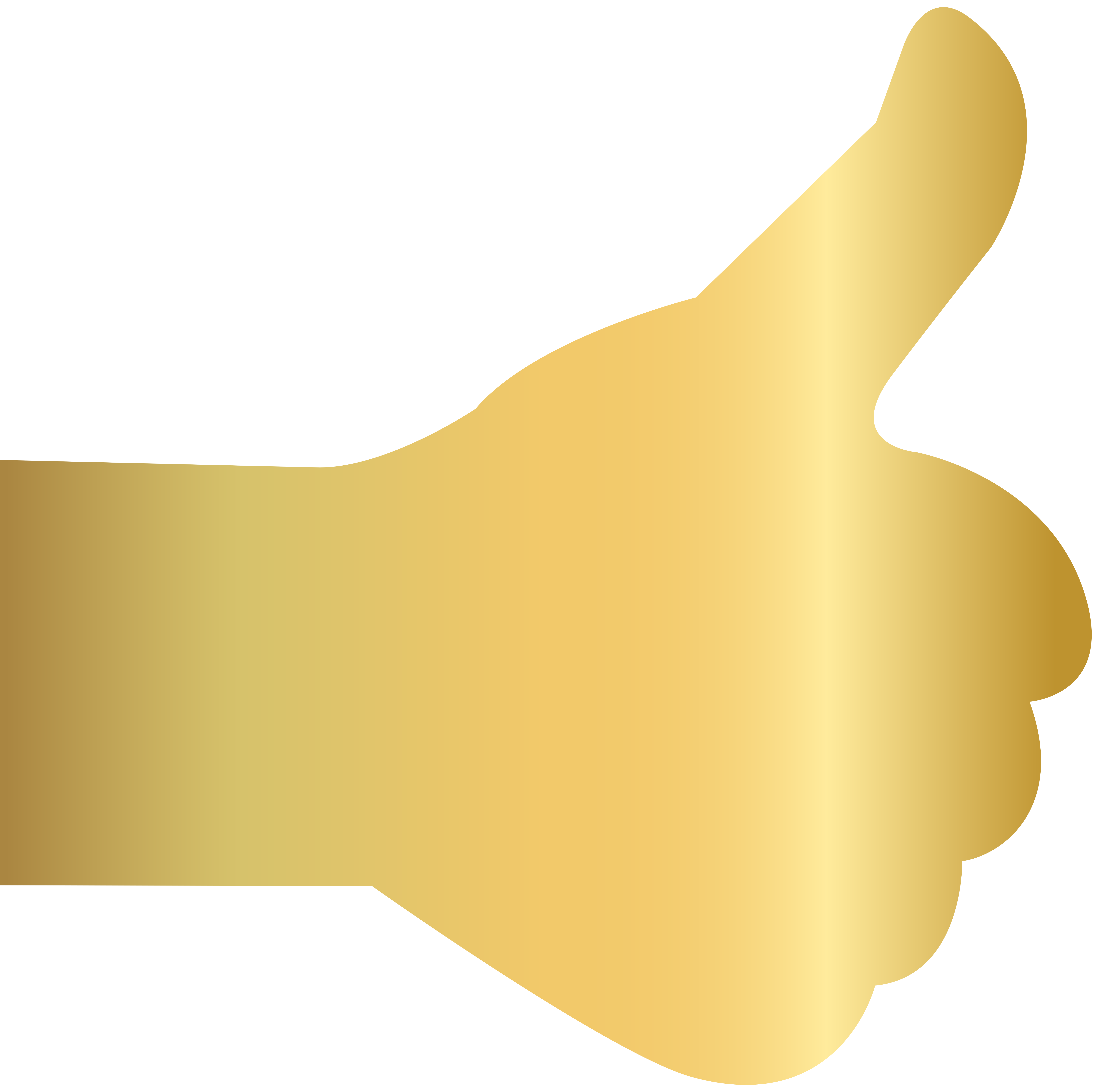 Thumbs up clipart free svg free Gold Thumb Up Transparent Clip Art Image | Gallery Yopriceville ... svg free