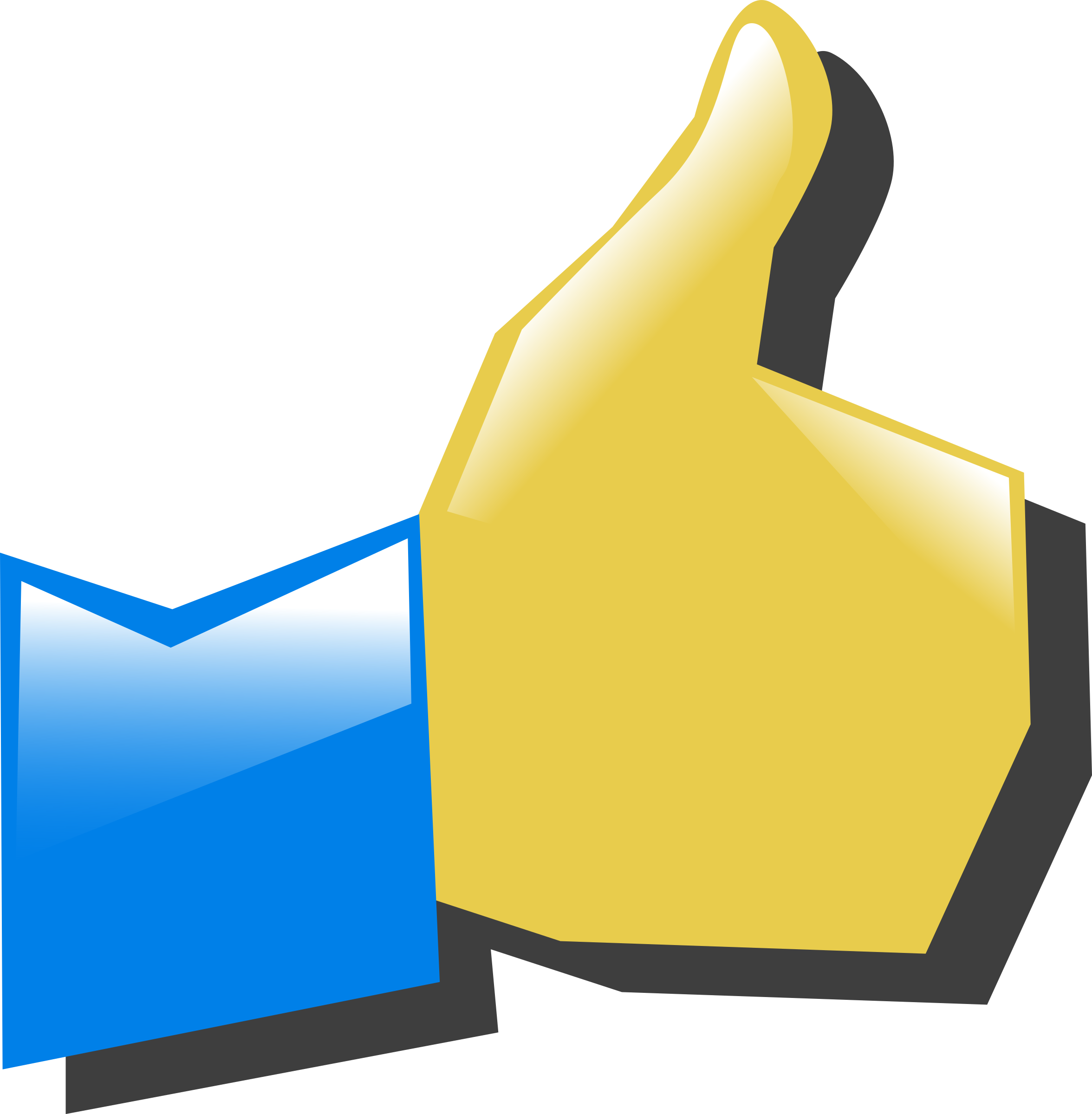 Thumbs up clipart microsoft vector library stock Gallery For > Thumbs Up Clipart Microsoft vector library stock