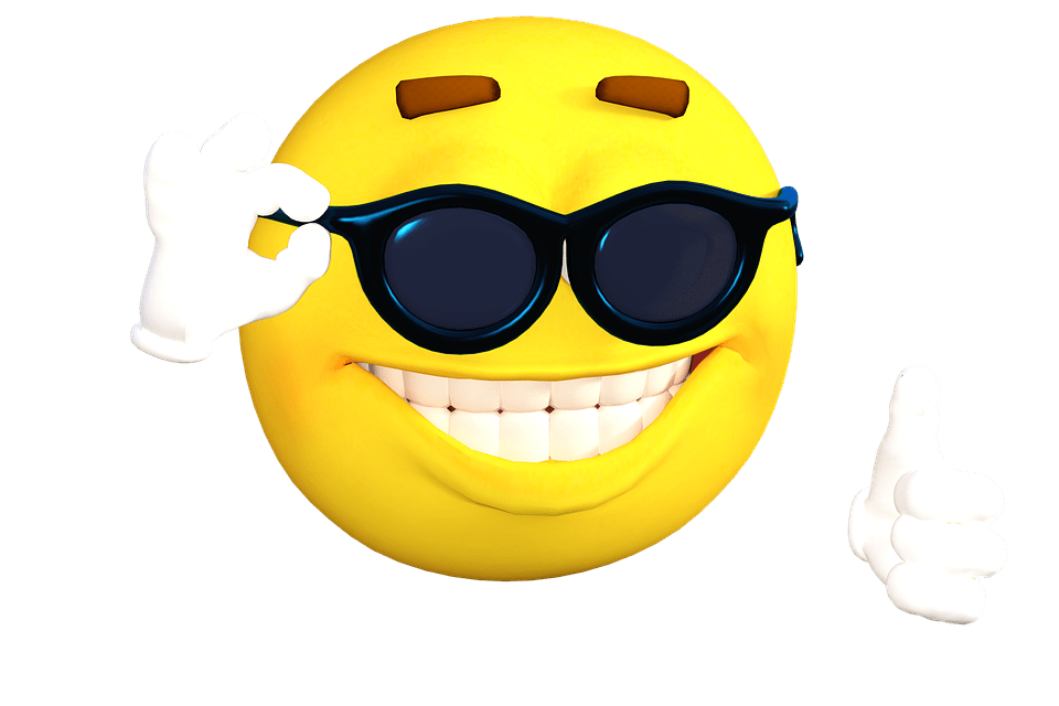 Thumbs up clipart smiley svg freeuse library Emoticon Thumb Up transparent PNG - StickPNG svg freeuse library
