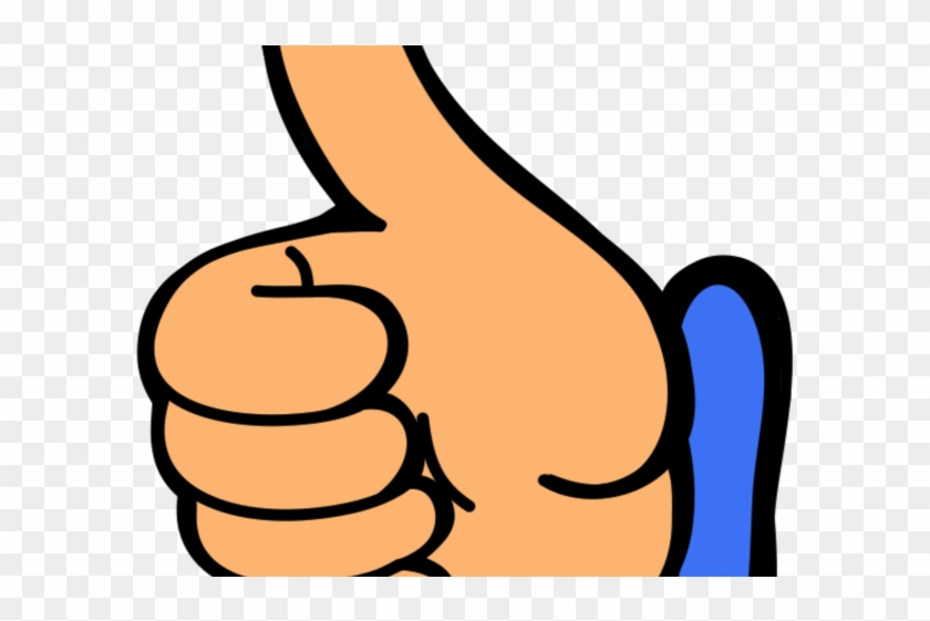 Thumbs up clipart transparent background picture black and white Thumbs Up Pictures - Thumbs Up Clipart Png, Transparent Png ... picture black and white