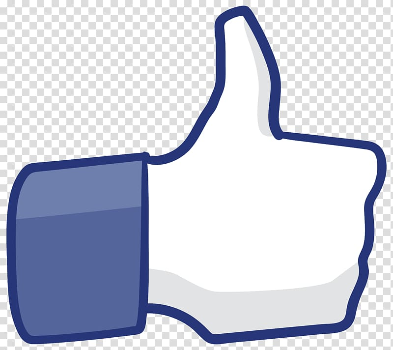 Thumbs up clipart transparent background clip art black and white Facebook Like logo, Thumb signal , Thumb Up transparent ... clip art black and white