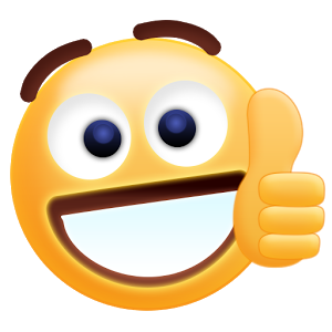 Thumbs up emoji jpg royalty free stock Free Thumbs Up Emoji Sticker - Android Apps on Google Play jpg royalty free stock
