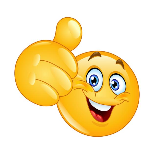 Thumbs up emoji clipart png transparent stock Thumbs up emoji - ClipartFest png transparent stock