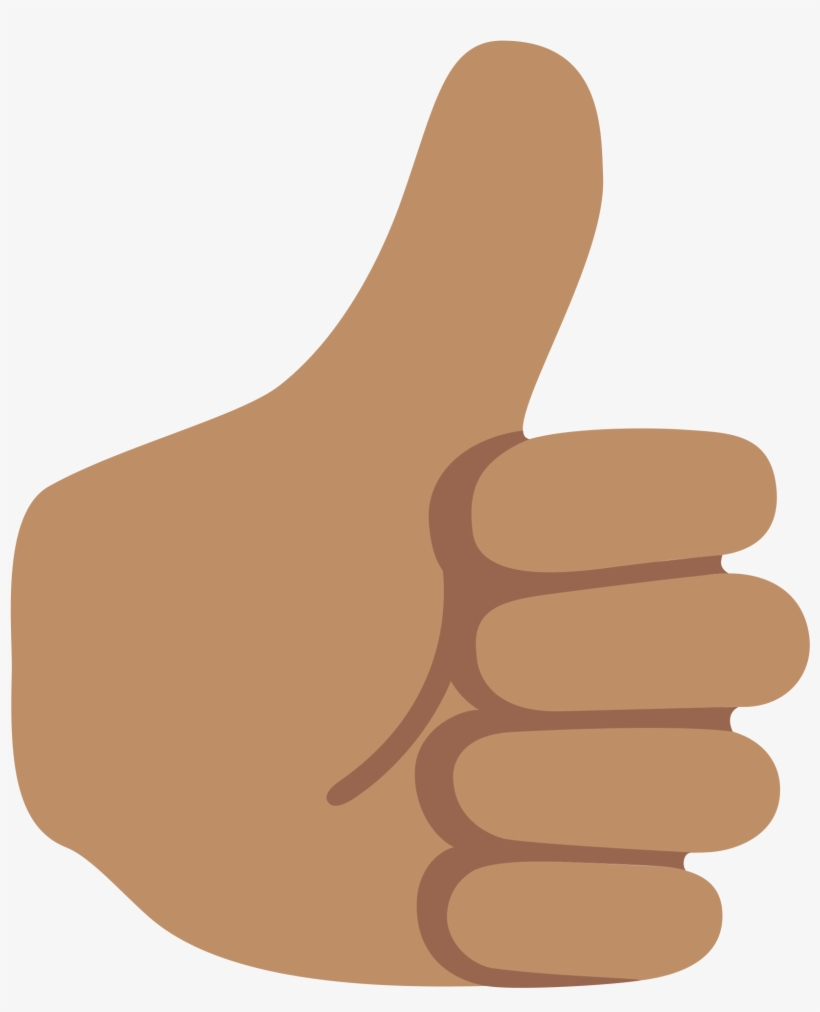 Thumbs up in air clipart banner freeuse stock Thumbs Up Emoji PNG Images | PNG Cliparts Free Download on ... banner freeuse stock