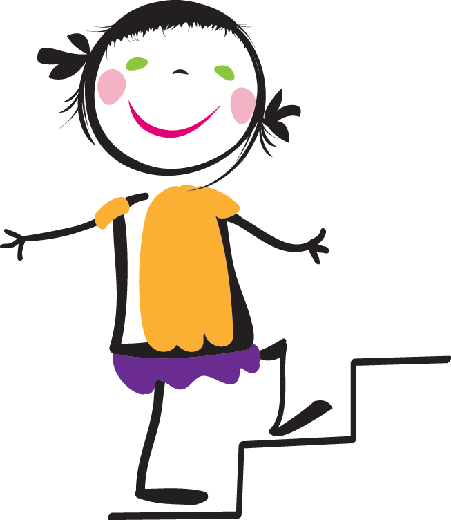 Walking book clipart png freeuse Go Back Gallery For Kids Walking Up Stairs Clipart | Things that ... png freeuse