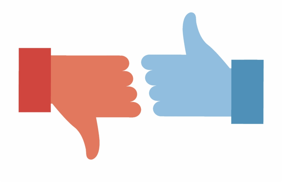 Thumbs up or down clipart clipart stock Thumbs Up Down - Thumbs Up And Down Transparent Free PNG ... clipart stock