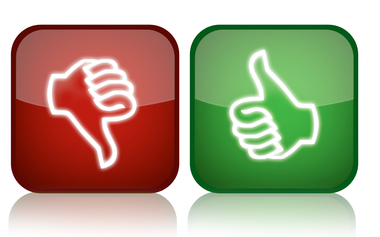 Thumbs up or down clipart png free library Thumbs Down Clipart   Free download best Thumbs Down Clipart ... png free library