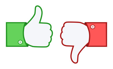 Thumbs up or down clipart jpg library stock Thumbs Up And Down Clipart   Free download best Thumbs Up ... jpg library stock
