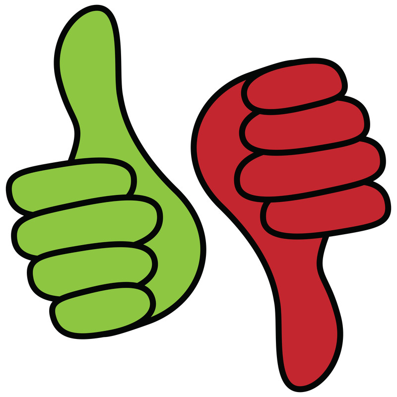 Thumbs up or down clipart vector transparent stock Free Thumbs Up Images, Download Free Clip Art, Free Clip Art ... vector transparent stock