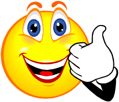 Thumbs up smiley clipart picture free stock Smiley Face Clip Art Thumbs Up | Clipart Panda - Free Clipart Images picture free stock