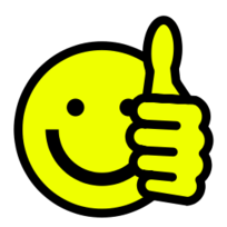 Thumbs up smiley clipart svg stock Thumbs Up Smiley Clip Art - ClipArt Best svg stock