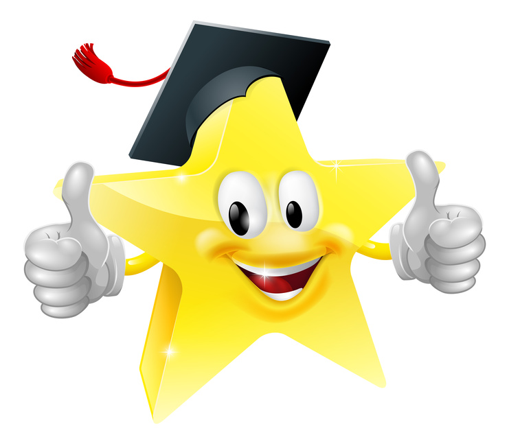 Thumbs up student clipart freeuse Star Thumbs Up Clipart - Clipart Kid freeuse