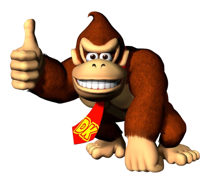 Thumbs up student clipart picture free library Donkey Kong Thumbs Up by BritanniaLoyalist on DeviantArt picture free library