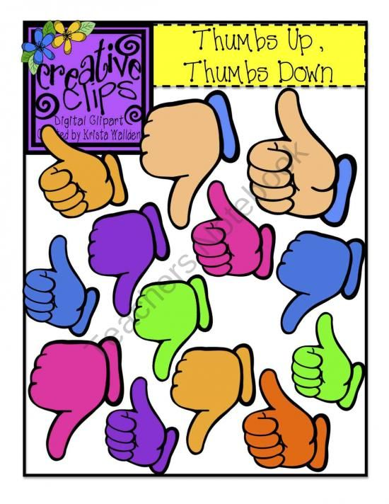 Thumbs up thumbs down black background clipart free vector black and white stock FREE Thumbs Up, Thumbs Down Clipart product from Creative Clips ... vector black and white stock