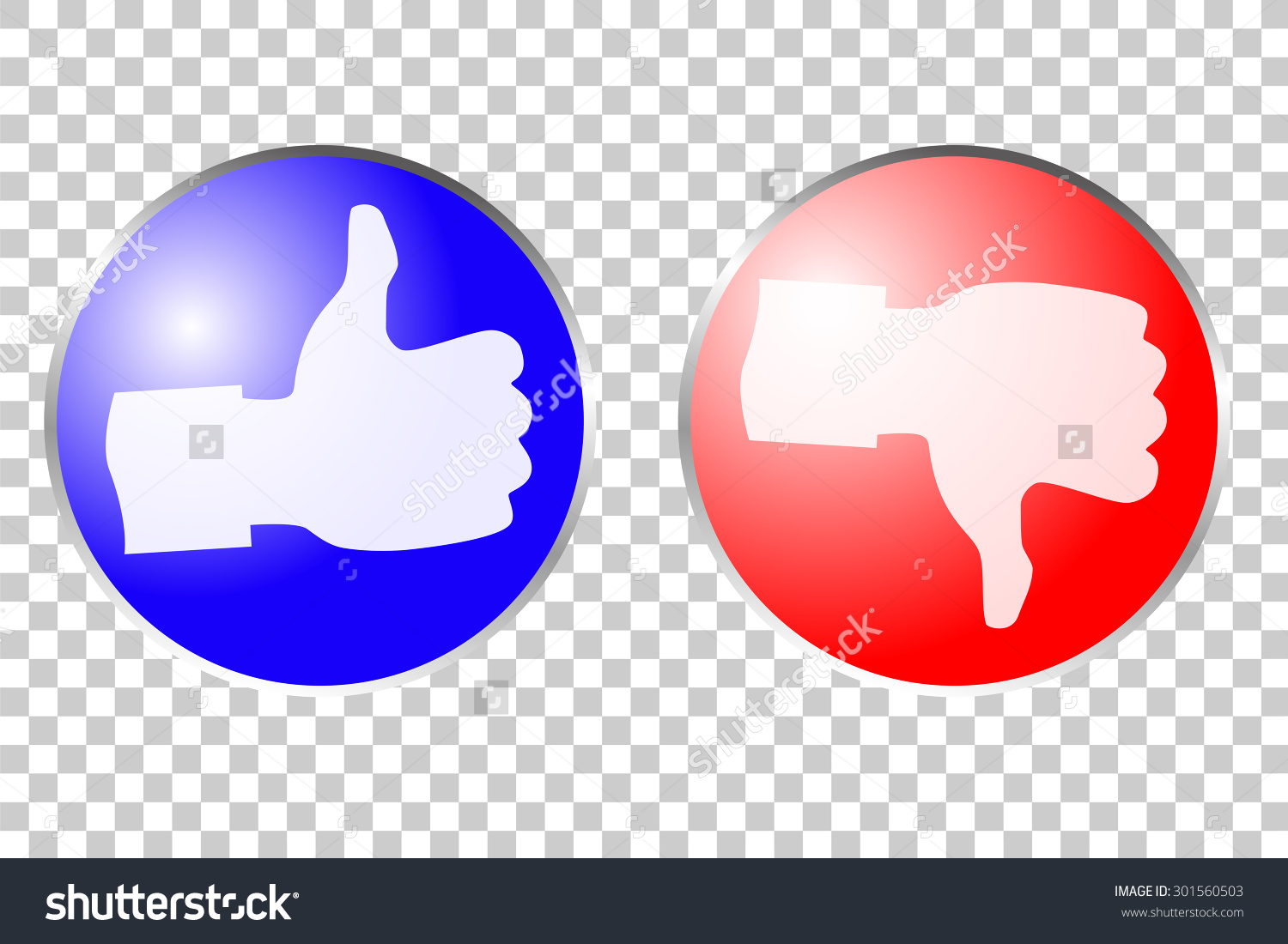 Thumbs up thumbs down black background clipart free graphic download Icon Thumb Thumb Down Transparent Effect Stock Vector 301560503 ... graphic download