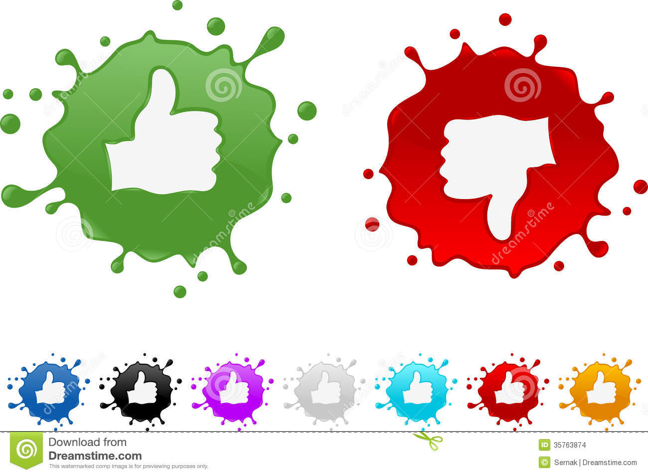 Thumbs up thumbs down clipart image free stock Thumbs Up Thumbs Down Stock Illustrations – 340 Thumbs Up Thumbs ... image free stock