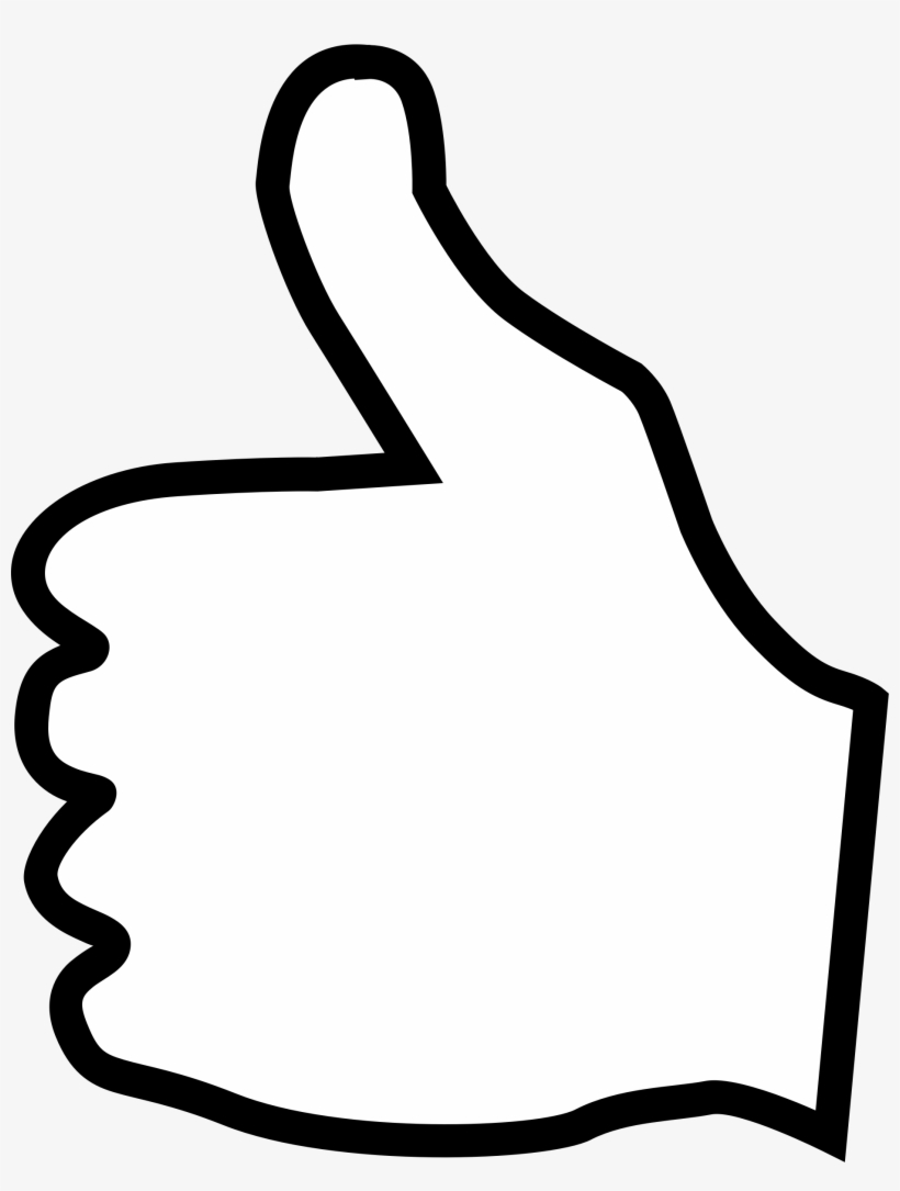 Thumbs up transparent clipart vector transparent library Smiley Face Clip Art Thumbs Up Free Clipart Images - Thumbs ... vector transparent library