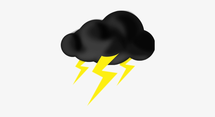 Thunder cloud pictures clipart free library Lightning Thunderstorm Png Transparent Images Png Images ... free library