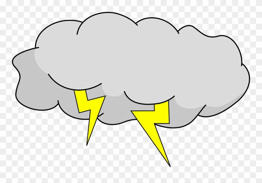 Thunder cloud pictures clipart clip Thunderstorm Clipart Storm Cloud Clipart 3995448 Shop ... clip