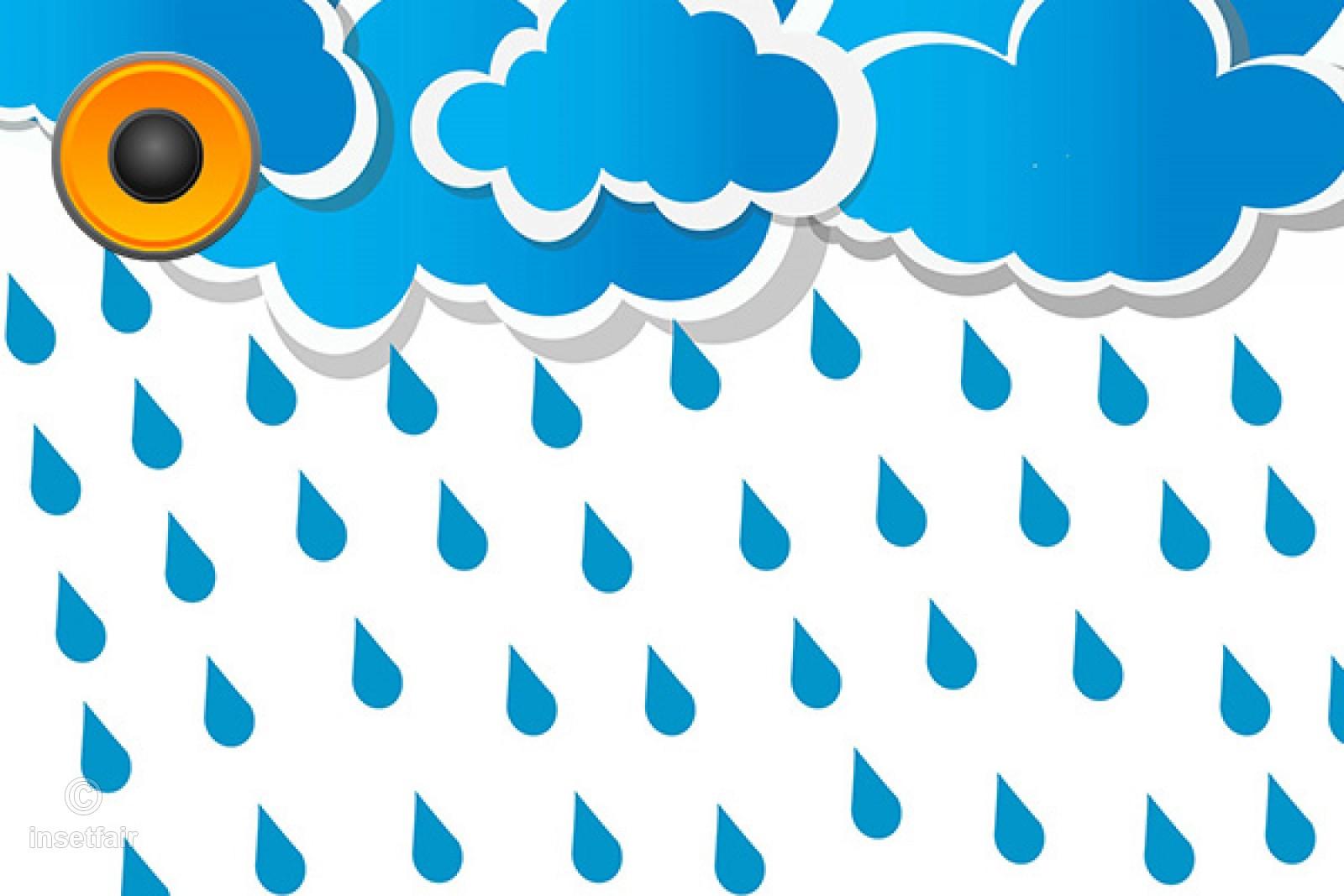 Thunder sound clipart clipart transparent Rain with thunder sound and heavy rain follows clipart transparent