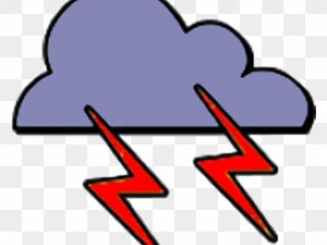 Thunder sound clipart picture free stock Free Thunder Clipart scattered thunderstorm, Download Free ... picture free stock