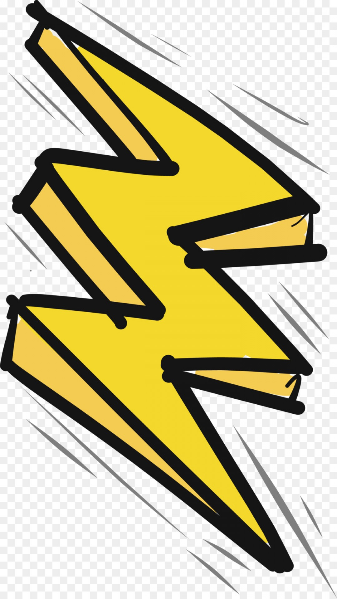 Thunder vector clipart vector download Png Lightning Thunder Euclidean Vector Clip Art Twists ... vector download
