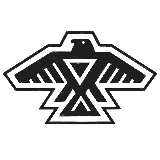 Thunderbird fire clipart transparent stock Thunderbird is the Native American sacred bearer of ... transparent stock