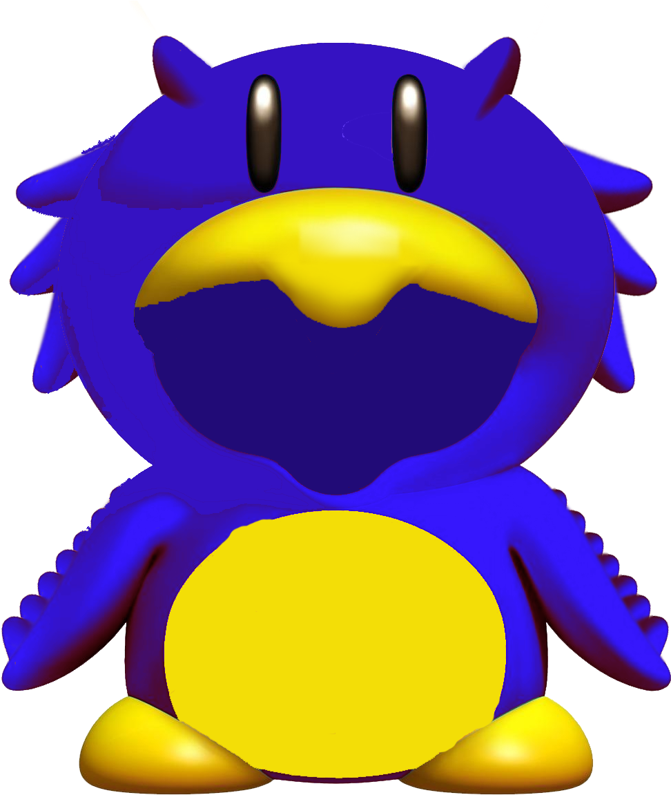 Thunderbird Suit - New Super Mario Bros Wii Clipart - Full ... banner library stock
