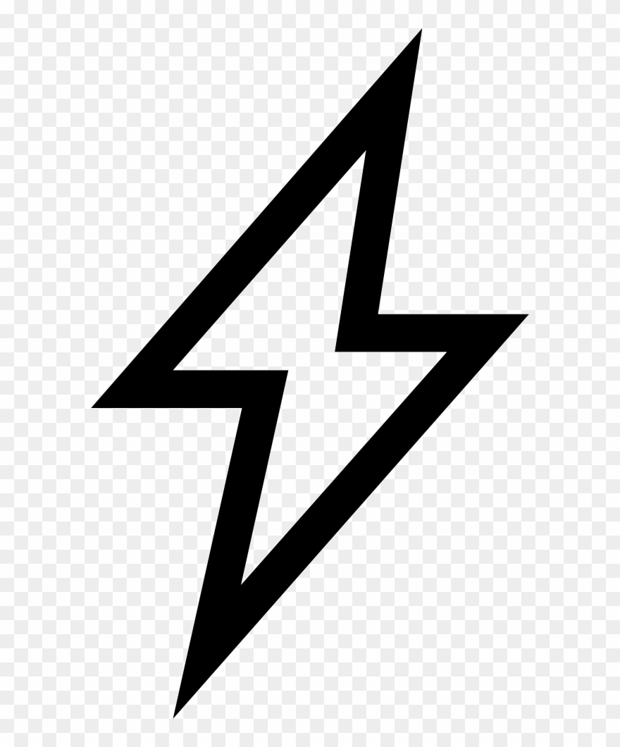 Thunderbolts clipart picture freeuse Thunderbolt Svg Icon Free - Lightning In A Bottle Icon ... picture freeuse