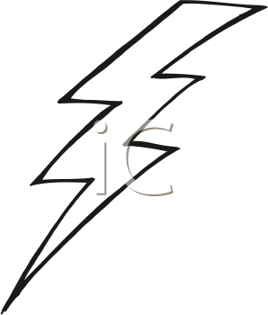 Thunderbolts clipart image royalty free stock iCLIPART - Simple Thunderbolt Illustration | Clip Art ... image royalty free stock