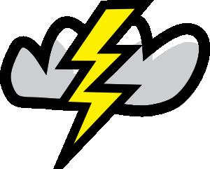 Thundering clipart clip art royalty free download Thunder Storm Clip Art at Clker.com - vector clip art online ... clip art royalty free download