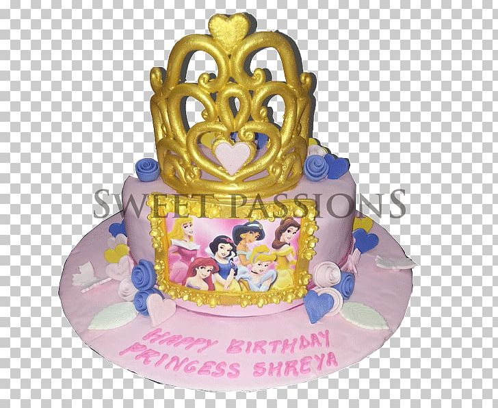 Tiana birthday clipart picture black and white library Birthday Cake Sheet Cake Sugar Cake Tiana Cinderella PNG ... picture black and white library